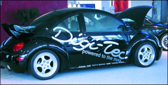 VW NEW BEETLE DIGI TEC