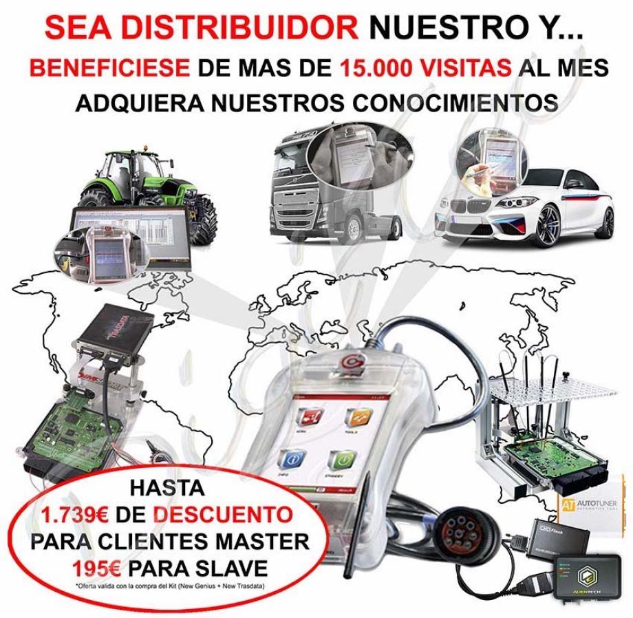 EMPRESA FRANQUICIA ESPECIALISTA EN REPROGRAMACIONES DE CENTRALITAS, CHIP DE POTENCIA