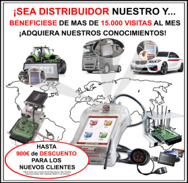 EMPRESA ALEMANA ESPECIALISTA EN REPROGRAMACIONES DE CENTRALITAS DE POTENCIA CHIP TUNING