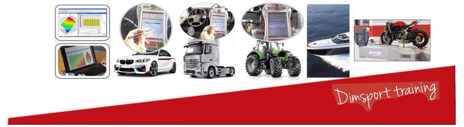 CURSO DIMSPORT REPROGRAMACIONES CENTRALITAS ECUS AUTOMOVILES, CAMIONES, TRACTORES, EMBARCACIONES, MOTOCICLETAS