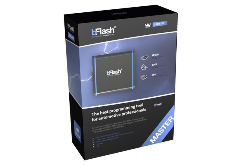 venta bflash master para reprogramar centralitas ecu