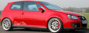 VW golf GTI reprogramado DigiTec