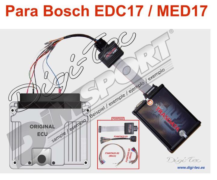 venta cable reprogramar centralitas bosch mg1 md1