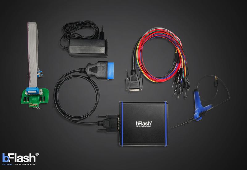 venta kit bFlash reprogramador centralitas