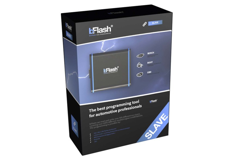 venta bflash slave para reprogramar centralitas ecu
