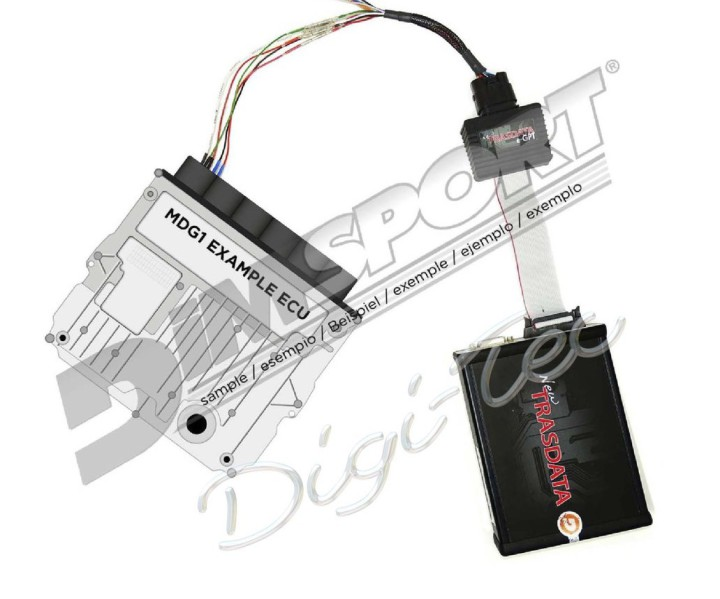 venta cable egpt reprogramar centralitas EDC17 MED17