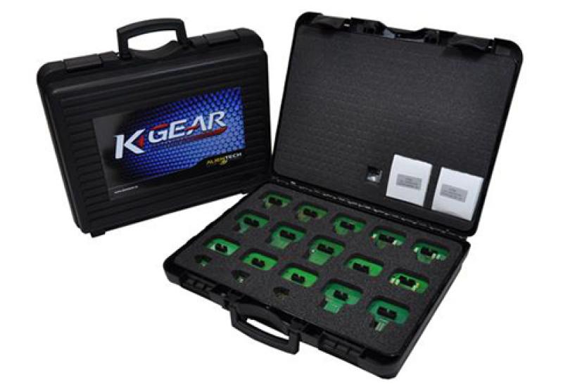 Venta accesorios K-TAG Alientech K GEAR