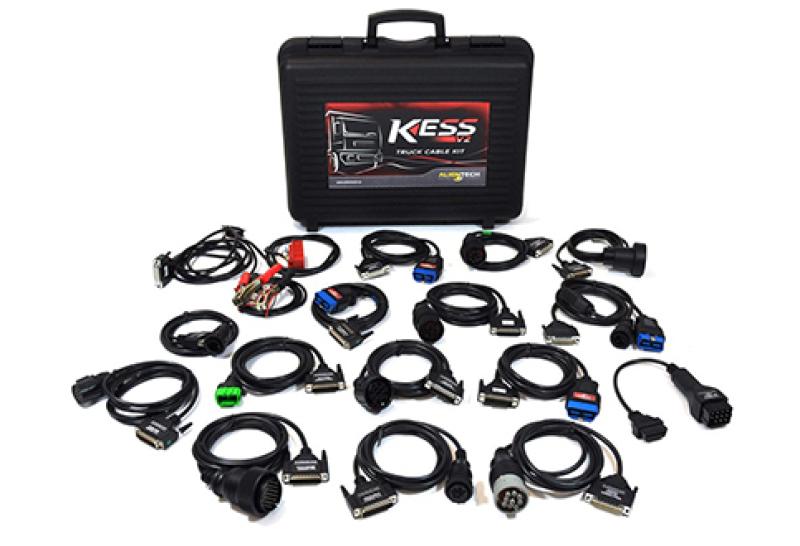 Venta cables camiones KESSv2 Alientech