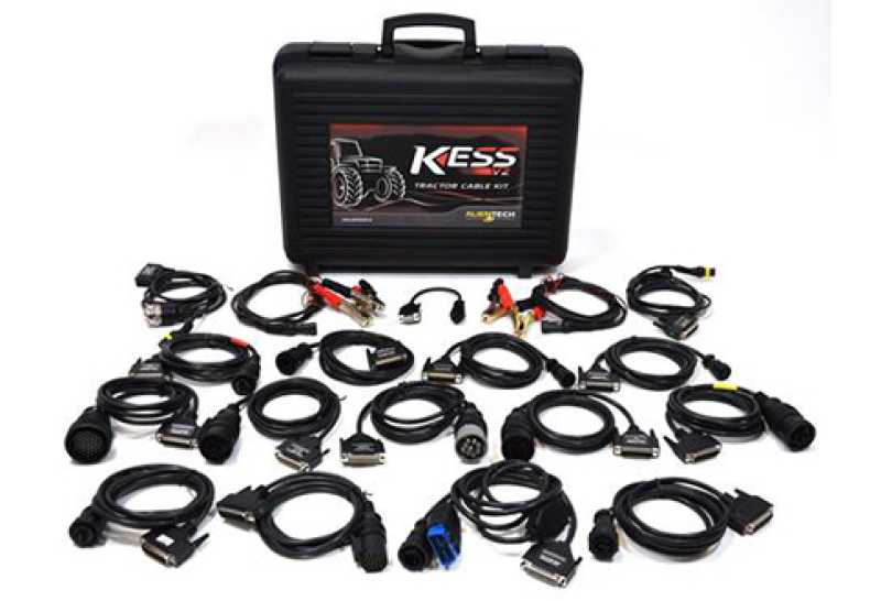 Venta cables tractores KESSv2 Alientech