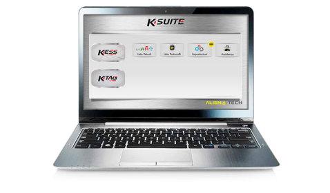 Venta Alientech K-Suite